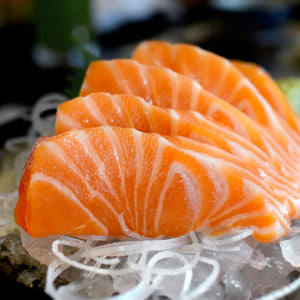 Tasmanian Premium Sashimi Grade Salmon Fillet Portion (200g) - Horizon Farms