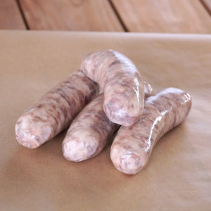 All Natural Country Style Sausage (4pc)