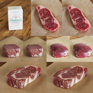 Morgan Ranch Beef Bundle Set - Idaho (Serves 8)