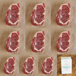 Morgan Ranch Beef Gift / Bundle Set - Oklahoma (10 Steaks) - Horizon Farms