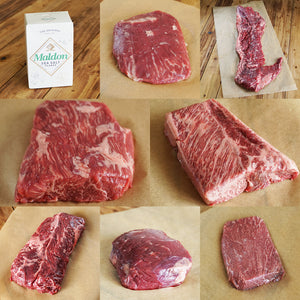 Morgan Ranch Beef Bundle Set - Bellevue (Serves 8)