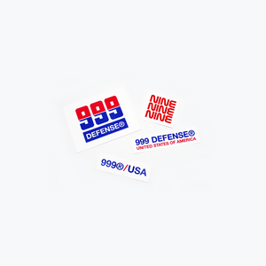 999 Defense USA Sticker Pack