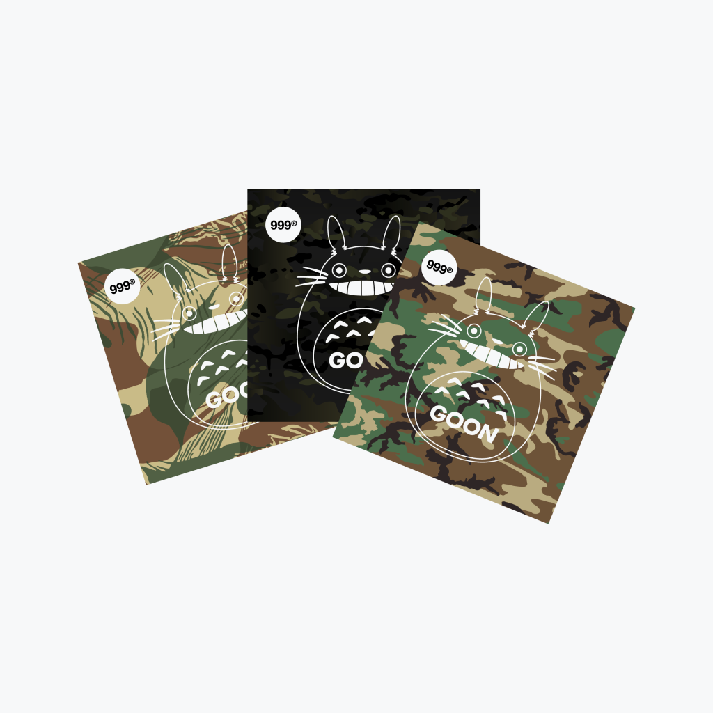 My Neighbor The Goon - Sticker 3 Pack