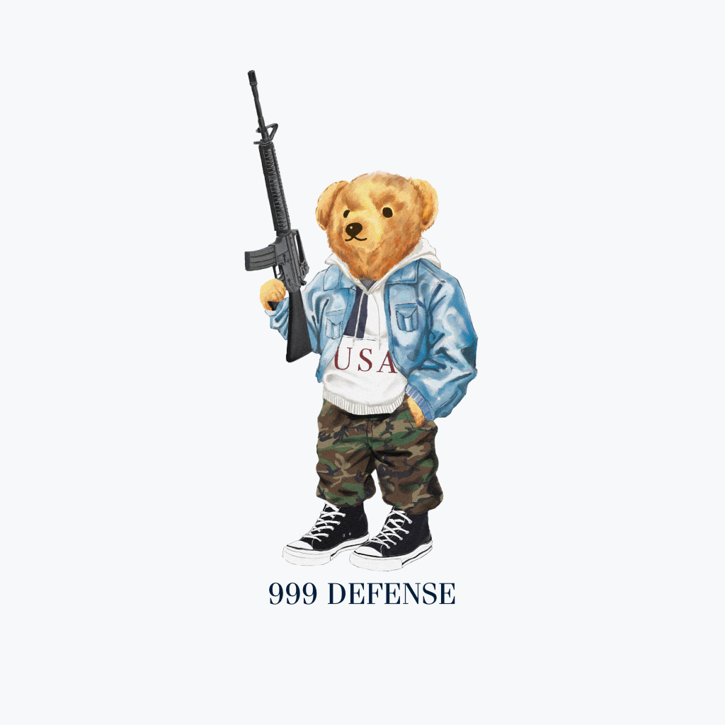 Bear Defense AR T-shirt