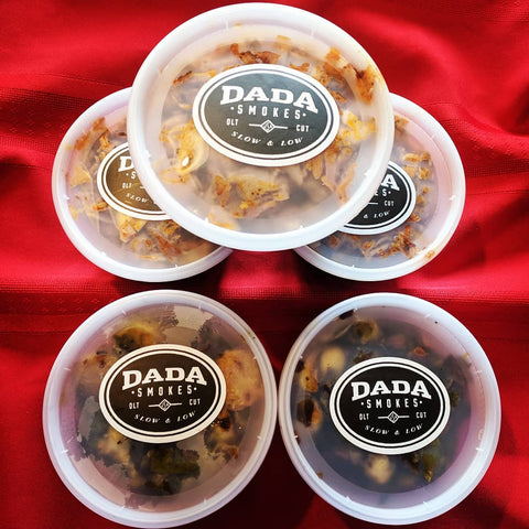 Dada Smokes To-Go Containers