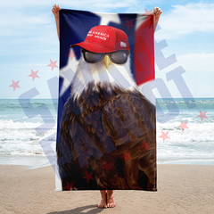 MAGA Country Towel