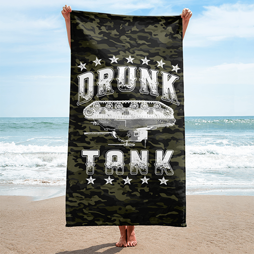 Drunk Tank Towel