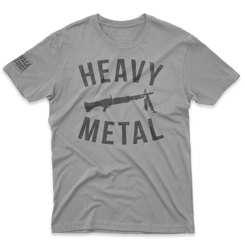 Heavy Metal Shirt
