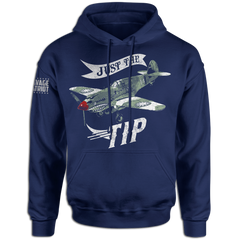 Get this Just the tip hoodie. Rock this anywhere to start a conversation. This will go great with the rest of your patriotic clothes. Great for bars or the gym.