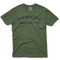 Drinking Instructor Shirt