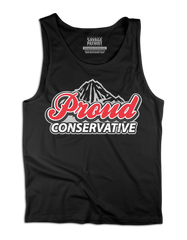 Proud Conservative Tank Top