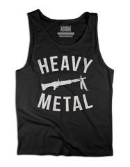 Heavy Metal Tank Top