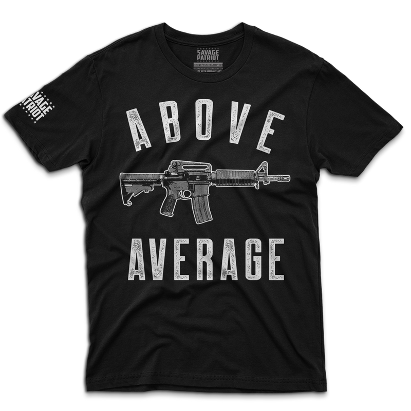 Above Average Shirt