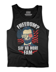 Freedom Fam Tank Top