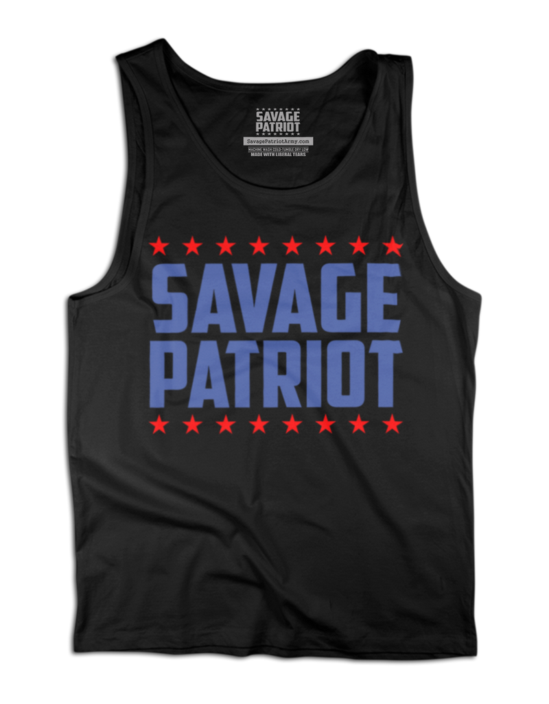 Savage Patriot Tank Top