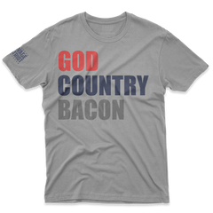 God Country Bacon Shirt
