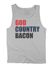 God Country Bacon Tank Top
