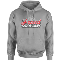 Proud Conservative Hoodie