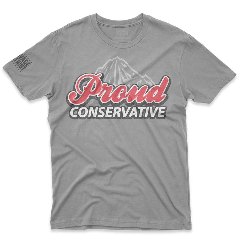 Proud Conservative Shirt
