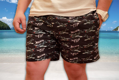 Just the tip swim shorts