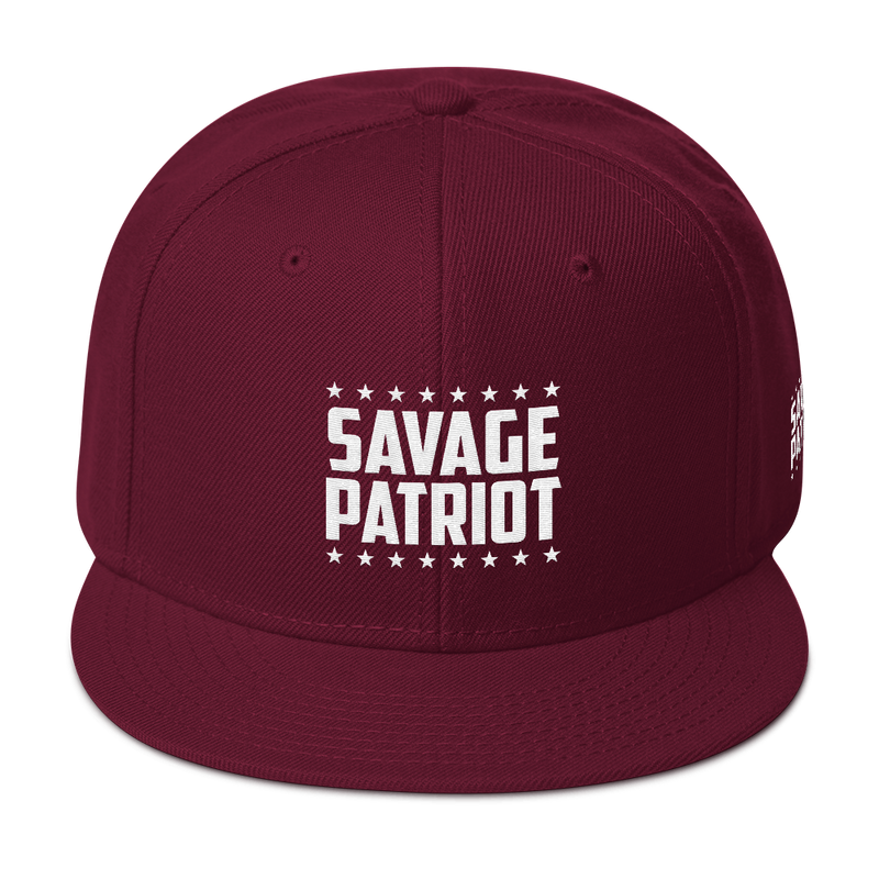 Savage Patriot V1 Hat