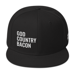 God Country Bacon Hat