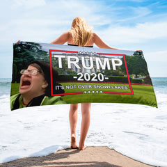 Liberal Meltdown Towel