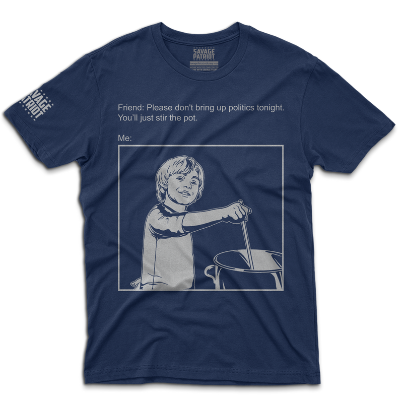 Stirring The Pot Shirt
