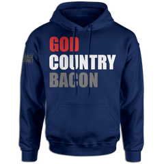 God Country Bacon Hoodie