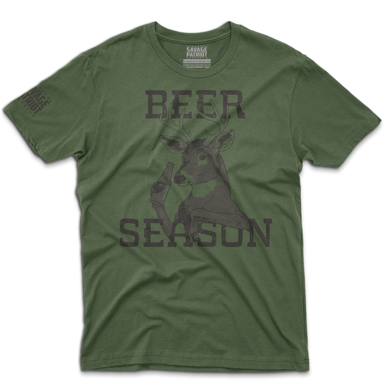 Beer Season Shirt