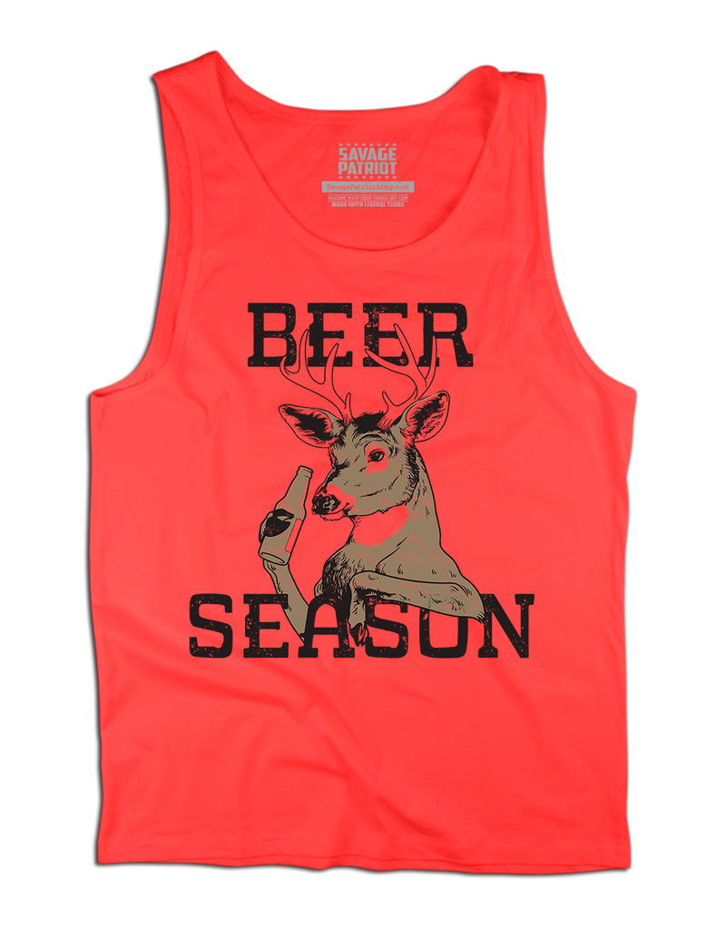 Beer Season Tank Top