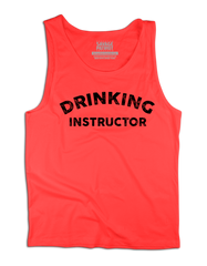 Drinking Instructor Tank Top