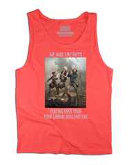 Me And The Boys Tank Top