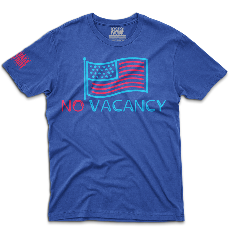 No Vacancy Shirt