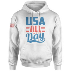 USA All Day Hoodie