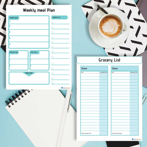 The Budgeting Binder Planner