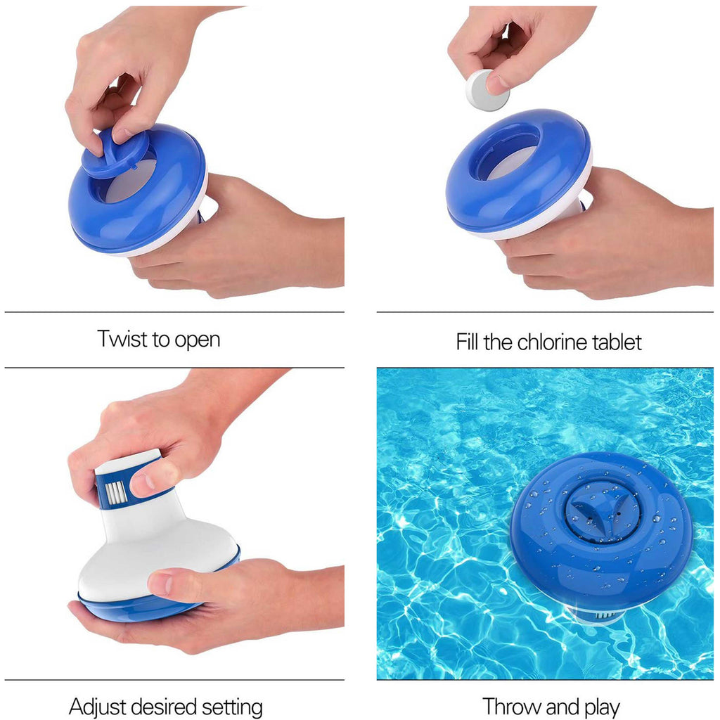 Pre Order - Floating Chlorine / Muliti Tablet Dispenser - DELIVERY 29TH AUGUST