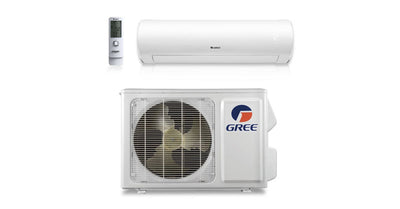 gree ductless mini split brand