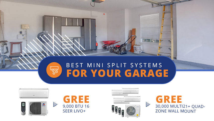 Best Mini Split Systems for Your Garage