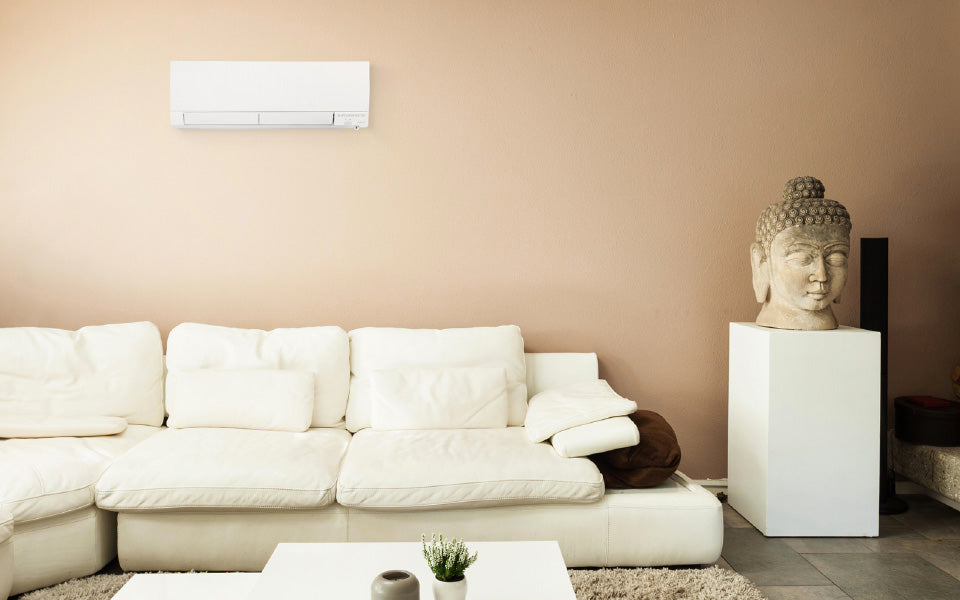 Mitsubishi Ductless Mini Split Air Conditioner Review Comfortup