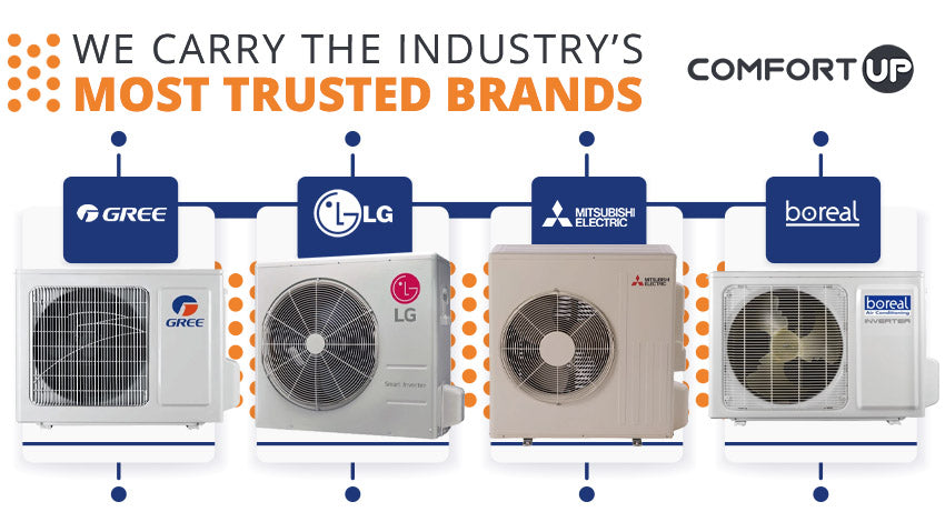 The industry's most trusted brands