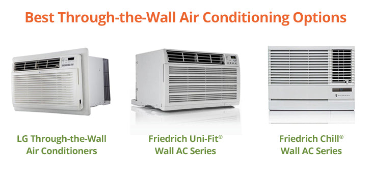 Through the Wall Air Conditioner Reviews — ComfortUp