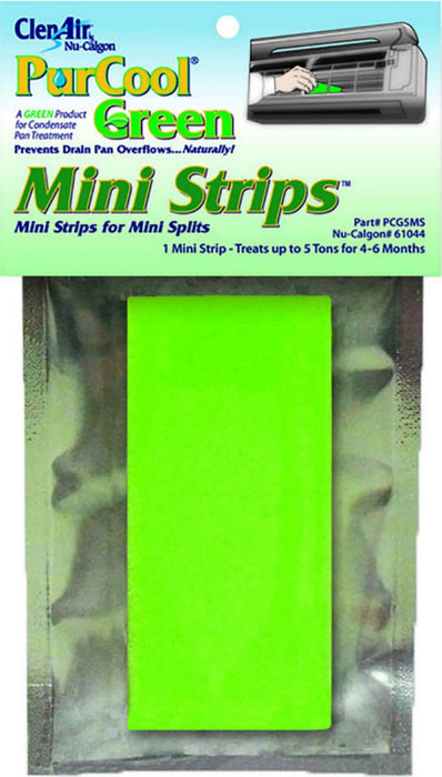 PurCool Green Mini Strips for Mini Splits