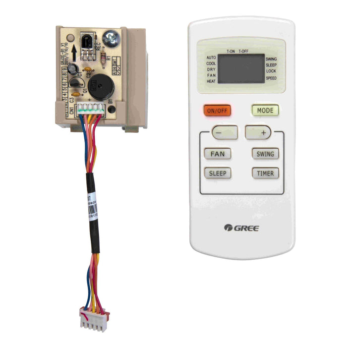 ETAC Remote and IR Receiver Board Kit
