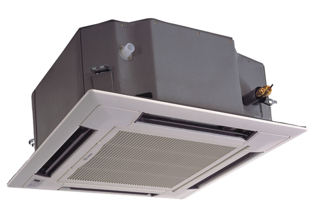 Gree 12,000 BTU 16 SEER +Multi Ceiling Cassette Ductless Mini Split Indoor Unit 208-230V