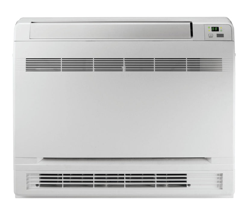 18,000 BTU 16 SEER +Multi Floor Console Ductless Mini Split Air Conditioner Heat Pump 208-230V