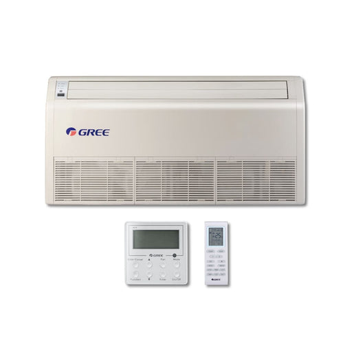 Gree 12,000 BTU 16 SEER +Multi Floor/Ceiling Ductless Mini Split Indoor Unit 208-230V