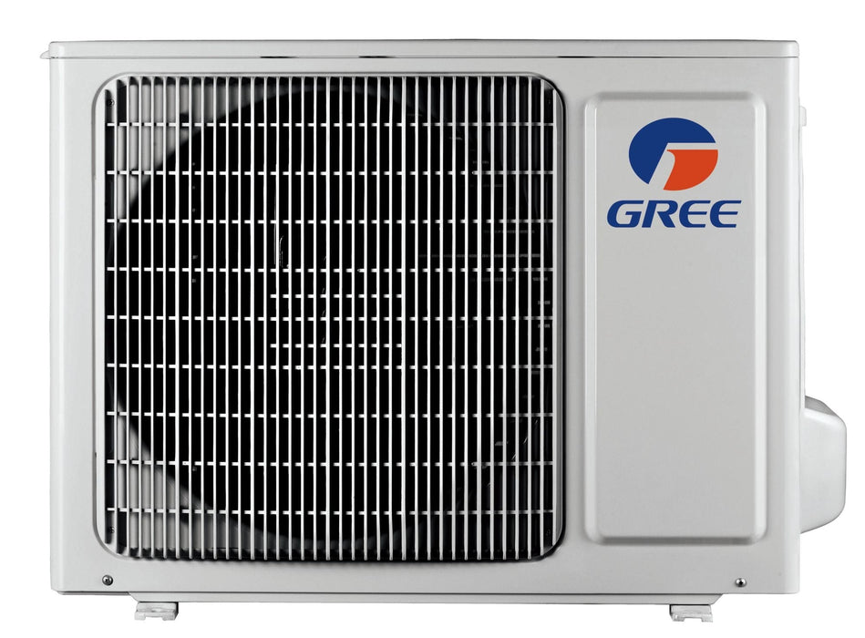 Gree 9,000 BTU 16 SEER LIVO+ Ductless Mini Split Heat Pump Outdoor Unit 115V