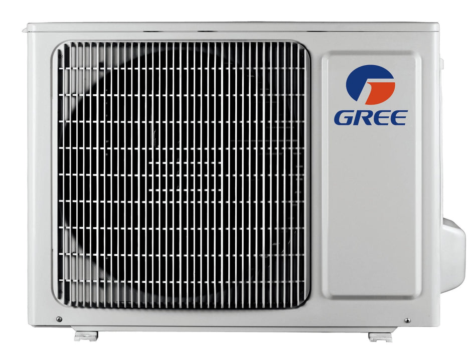 Gree 12,000 BTU 16 SEER LIVO+ Ductless Mini Split Heat Pump Outdoor Unit 208-230V
