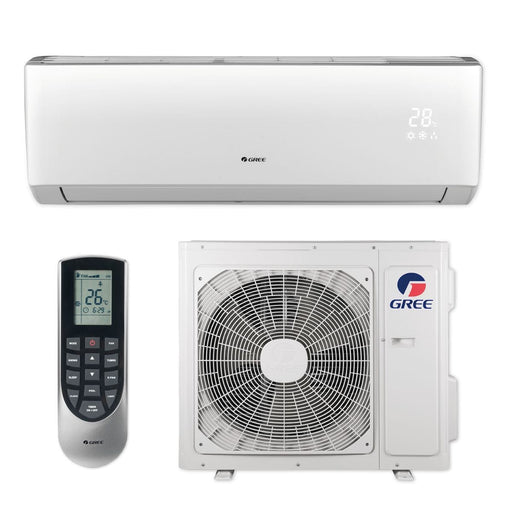 24,000 BTU 16 SEER LIVO+ Wall Mount Ductless Mini Split Air Conditioner Heat Pump 208-230V